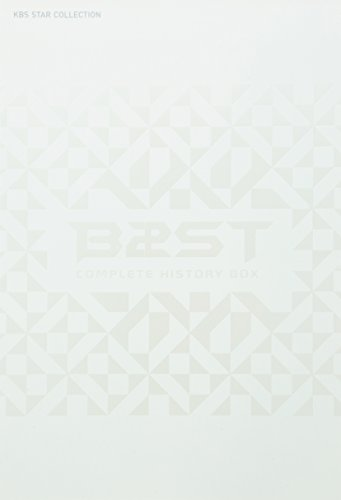 BEAST コンプリート ヒストリーBOX [DVD] -