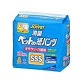 JOY ペットの紙パンツ SSS 20枚