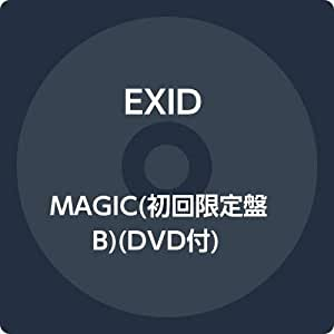 MAGIC(初回限定盤B)(DVD付)