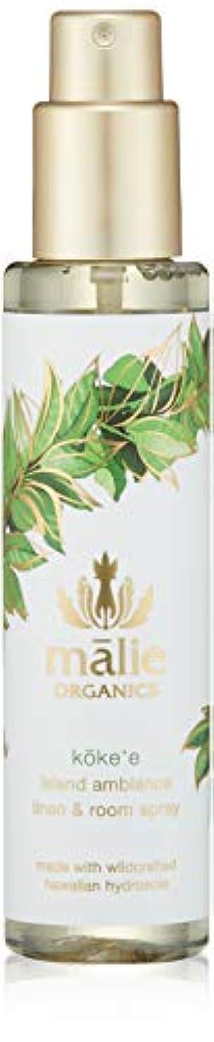 取り戻すタイマー夜Malie Organics(マリエオーガニクス) リネン&ルームスプレー コケエ 148ml
