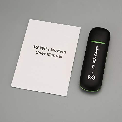 友美 3GモバイルWifiホットスポットカーUSBモデムQR62WブロードバンドミニWi-fiルーター