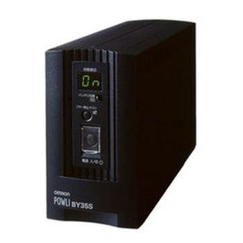 オムロン 無停電電源装置(常時商用給電/正弦波出力) 350...