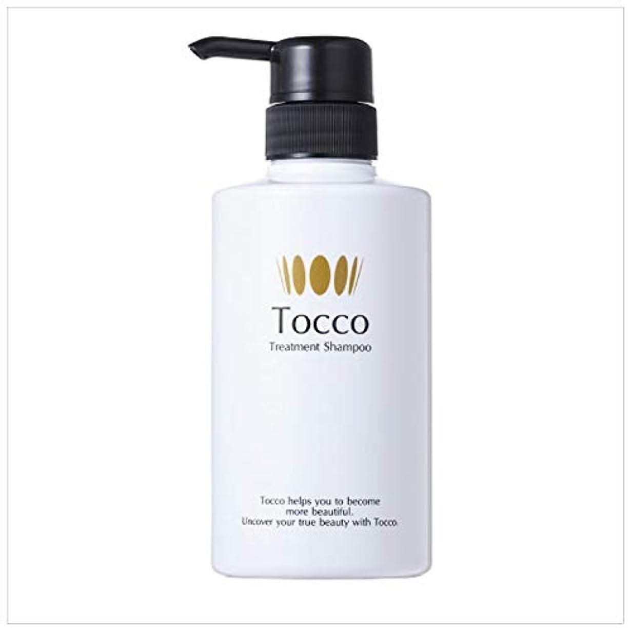知性品種甘味Tocco トリートメントシャンプー 400ml