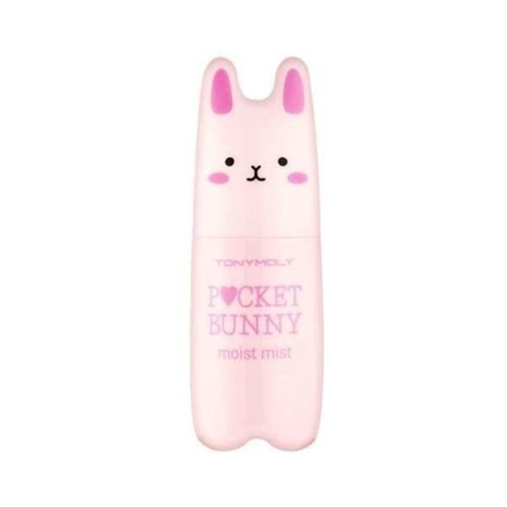 程度グローうねる(6 Pack) TONYMOLY Pocket Bunny Moist Mist (並行輸入品)