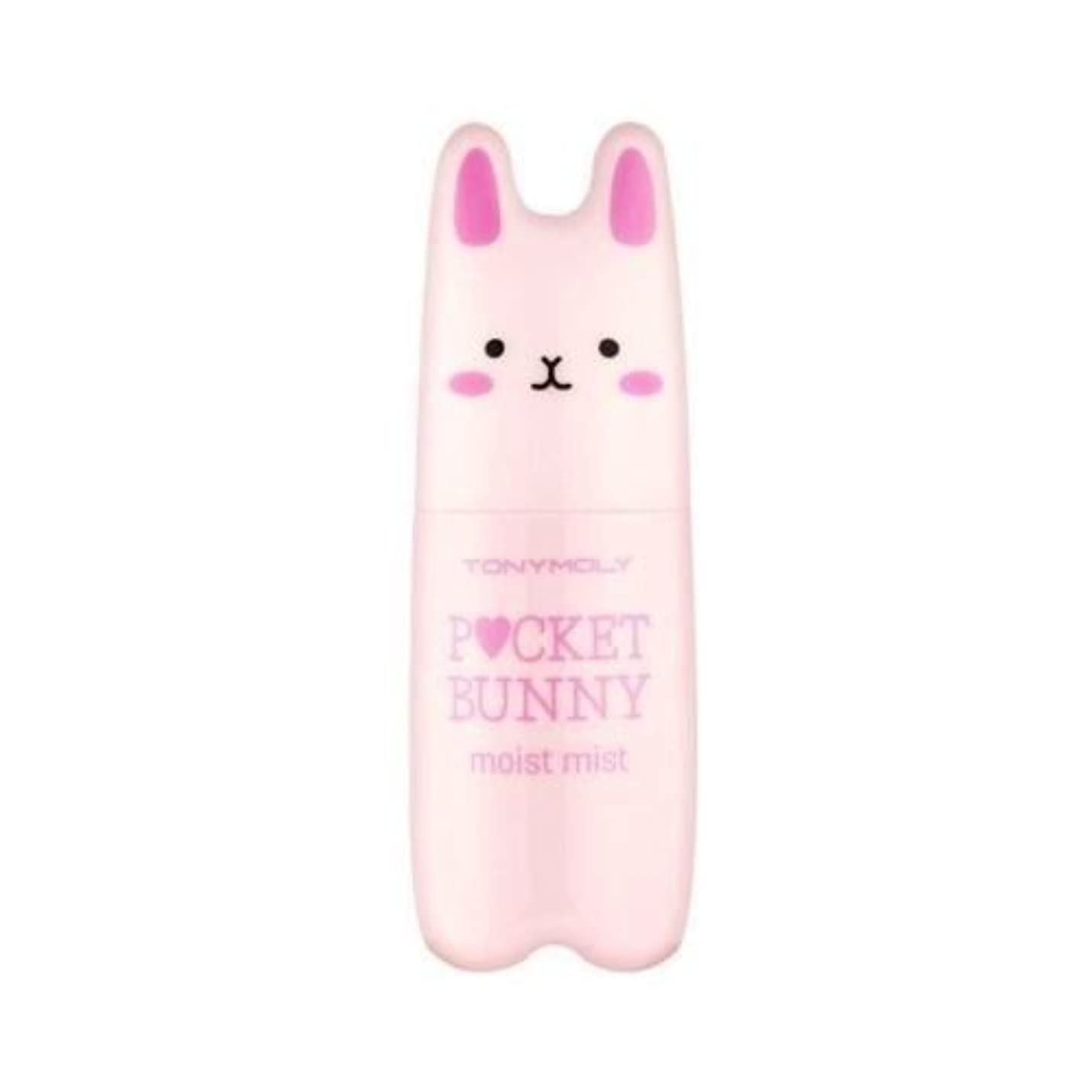 時制唯一伝染病(3 Pack) TONYMOLY Pocket Bunny Moist Mist (並行輸入品)