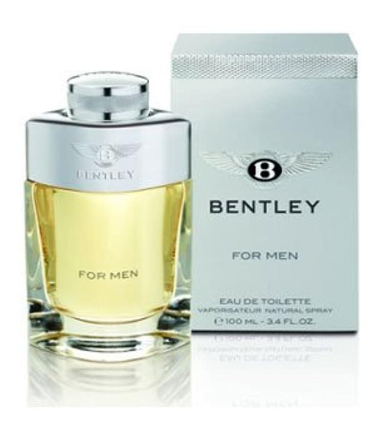 シャワー感謝しているサイドボードBentley for Men (ベントレー フォー メン) 2.0 oz (60ml) EDT Spray by Bentley for Men