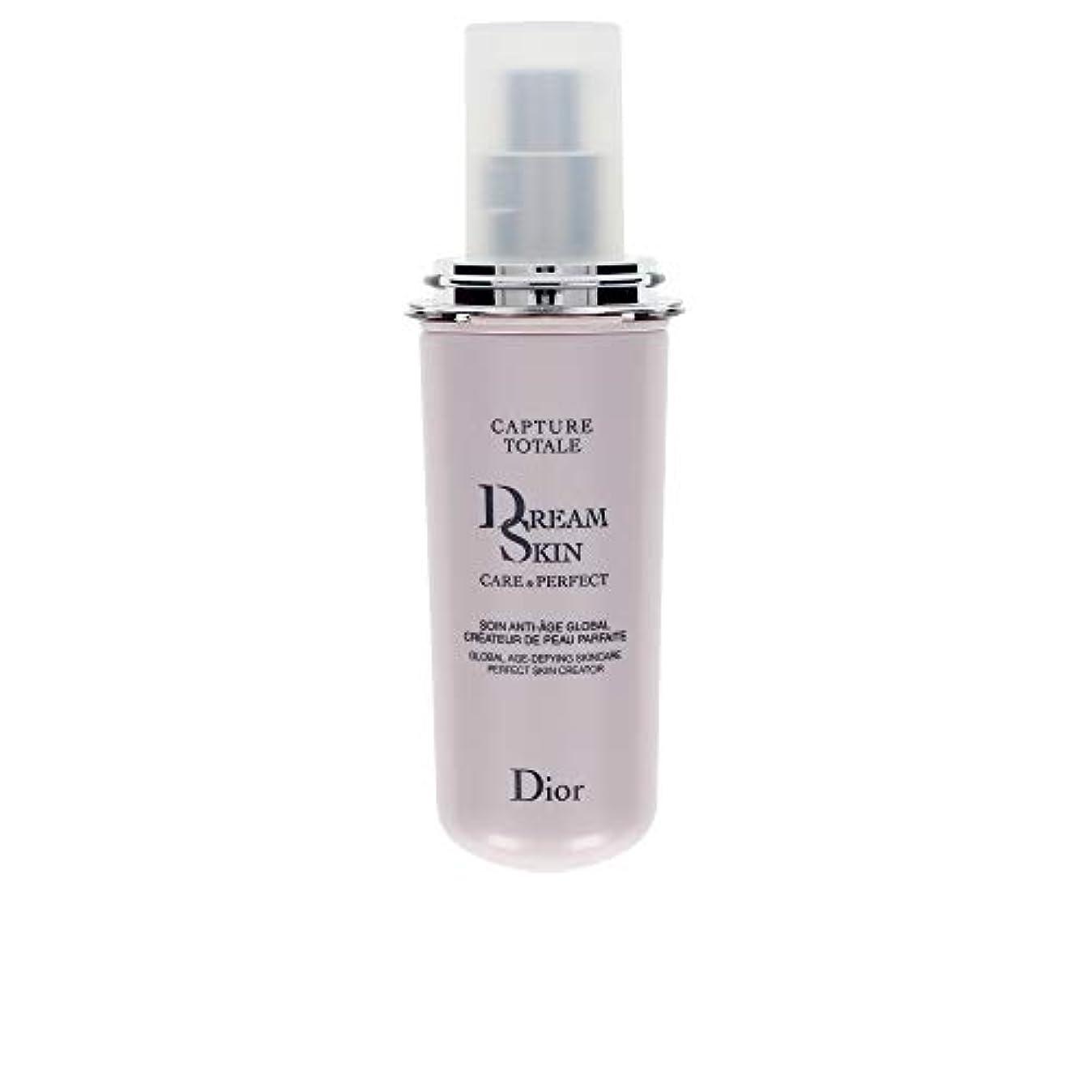 ミンチ石鹸唇DIOR(ディオール) カプチュール トータル ドリームスキン ケア&パーフェクト (リフィル 50ml)