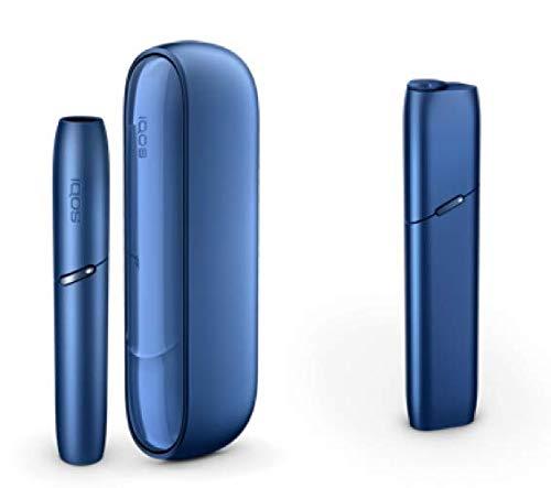 【製品未登録品】IQOS3 + IQOS 3 MULTIキット ステラブルー(青 2台セット アイコス 3 アイコス 3マルチ
