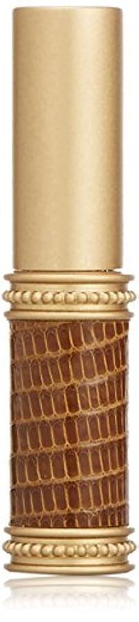ゲートウェイ頻繁にスマイルヒロセアトマイザー メタルリザード 28200 BR (メタルリザード ブラウン) リザード本革巻き