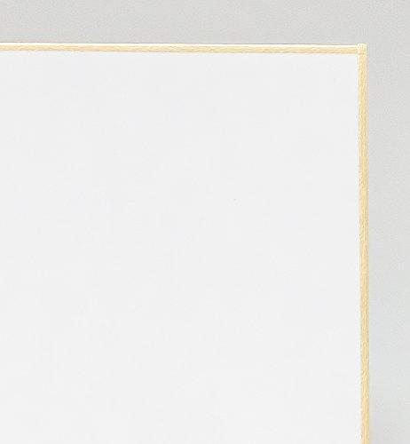 【金縁巻き-奉書】小さい色紙シリーズ ☆120x135mm☆ 色紙1/4サイズ〜 寸松庵色紙 〜 奉書 10枚セット 〜 サイズにご注意下さい〜 サイン色紙などに〜 紙産地/製造:愛媛−伊予 / WaterBalloon