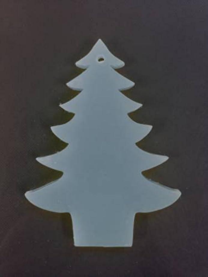 音楽家修正する懸念GRASSE TOKYO AROMATICWAXチャーム「ツリー」(BL) ローズマリー アロマティックワックス グラーストウキョウ