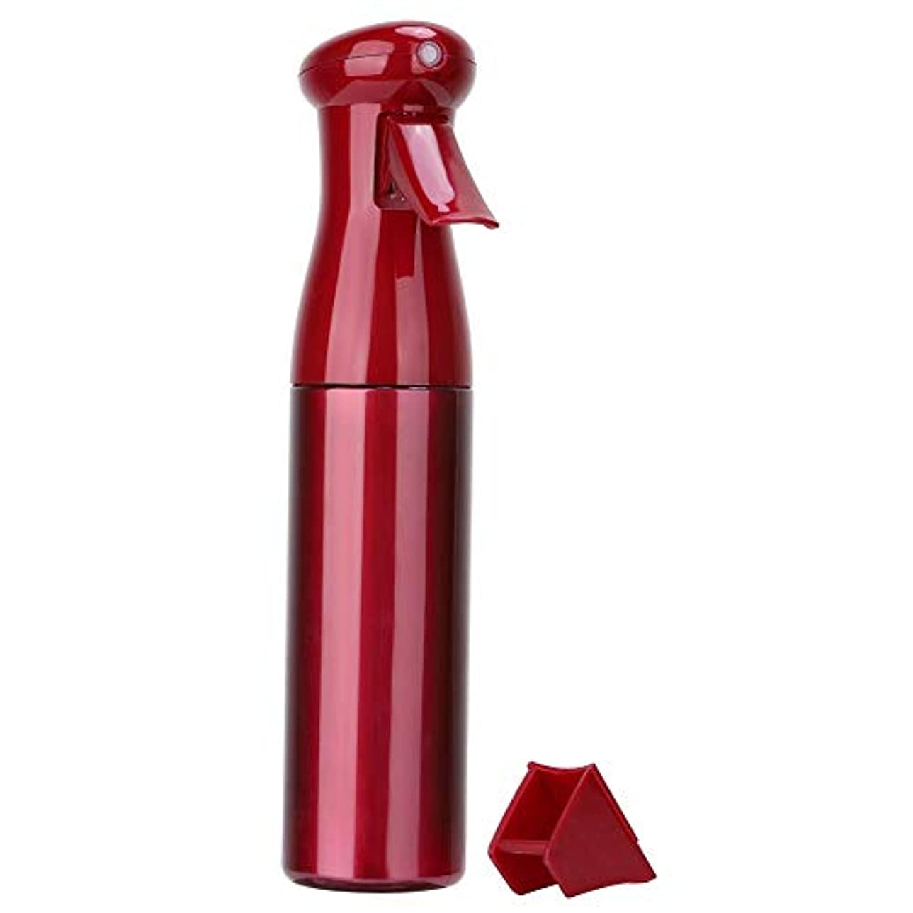 リー狐凍結Nitrip スプレーボトル 霧吹き 極細のミストを噴霧する サロン理髪用 花植えツール 美髪師用 持ち運び便利 3色(赤)