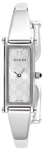 [グッチ]GUCCI 腕時計 1500 シルバー文字盤 YA015563 レディース 【並行輸入品】...