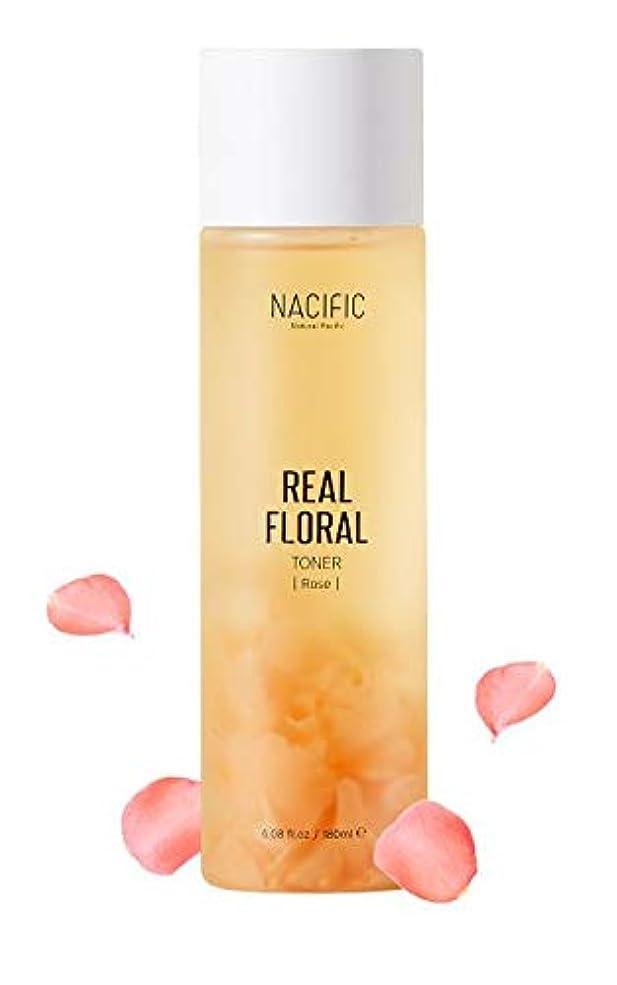 何故なの政策平凡[Nacific] Real Floral Toner(Rose) 180ml /[ナシフィック] リアル フローラル トナー(ローズ) 180ml [並行輸入品]