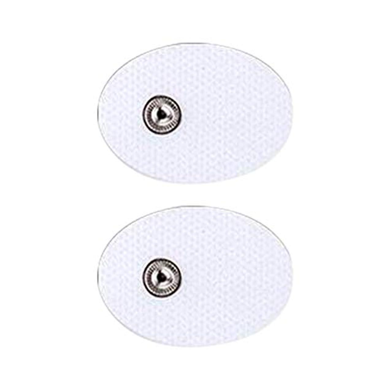 共産主義ラベンダースペイン5ペア/10枚入り 電気TENS 低周波治療器 交換用パッド 迅速で効果的に痛み緩和治療デバイス 全身用電気デジタルパルス 刺激マッサージャー (2A)