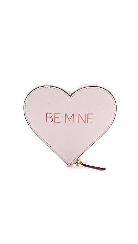 (レベッカミンコフ) Rebecca Minkoff Heart レディーズ ポーチ 小銭入れ Ladies Pouch Coin Purse (Be Mine (Pale Pink)) [並行輸入品]