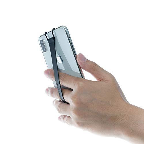 ハンドストラップ TFY スマートフォン用安全ハンドストラップ - iPhone Xs Max/Xs / XR/X / 8 Plus / 8/7 P...