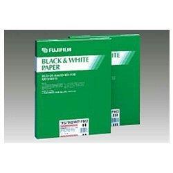 FUJIFILM 黒白単階調印画紙 フジブロ  WP 2号 光沢面 四切 20枚入り F BRO WP FM2 4 20 A