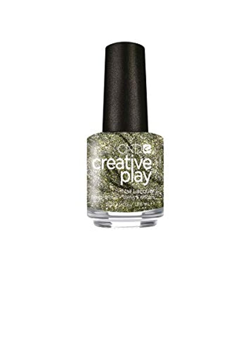 政府マッシュ長々とCND Creative Play Lacquer - O-Live for the Moment - 0.46oz / 13.6ml