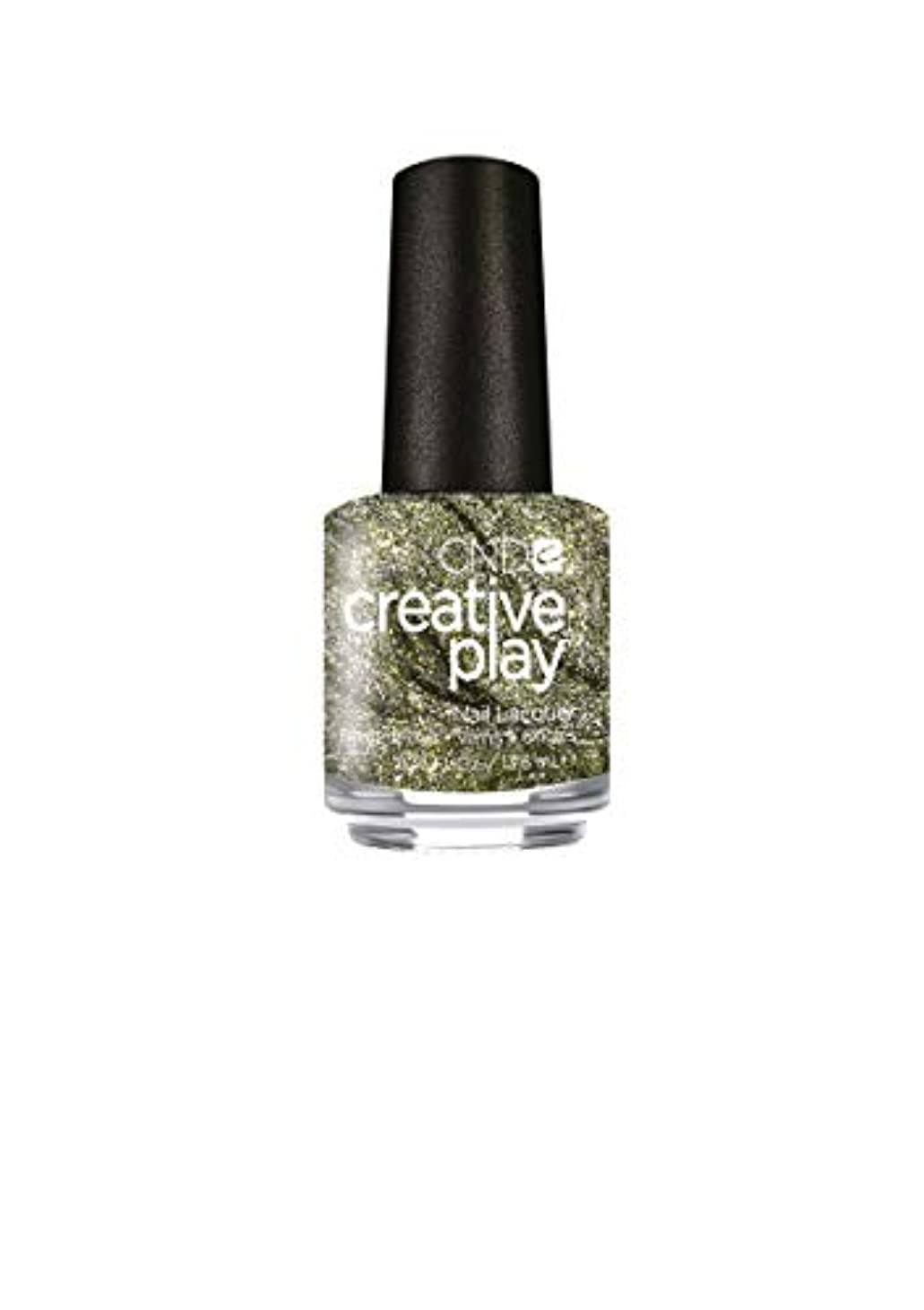 銀行現代の注入CND Creative Play Lacquer - O-Live for the Moment - 0.46oz / 13.6ml