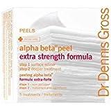 デニスグロス余分な強度アルファベータピール - 余分な強さ(5 ) x4 - Dr Dennis Gross Extra Strength Alpha Beta Peel - Extra Strength (5 Packettes...