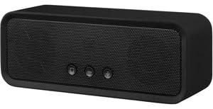 日立マクセル マクセル Bluetooth対応ポータブルスピーカー(ブラック)maxell MXSP-BT03J MXSP-BT03JBK