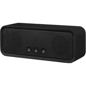 日立マクセル Bluetooth搭載ポータブルスピーカー (ブラック) MXSP-BT03JBK