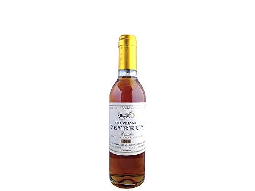 助言する午後ウォーターフロント貴腐ワイン ペイブラン 1998年 375ml デザートワイン