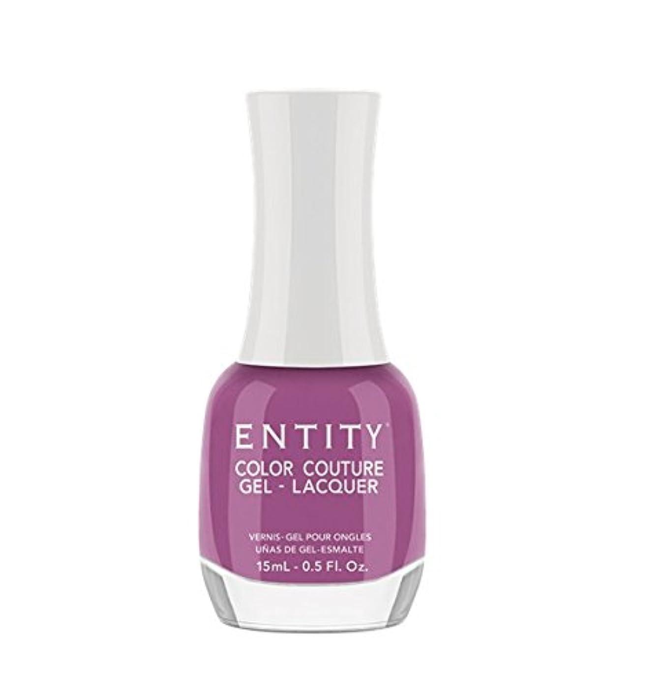 種千故意のEntity Color Couture Gel-Lacquer - Beauty Ritual - 15 ml/0.5 oz