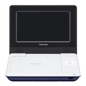 レグザポータブルプレーヤー SD-P710SL