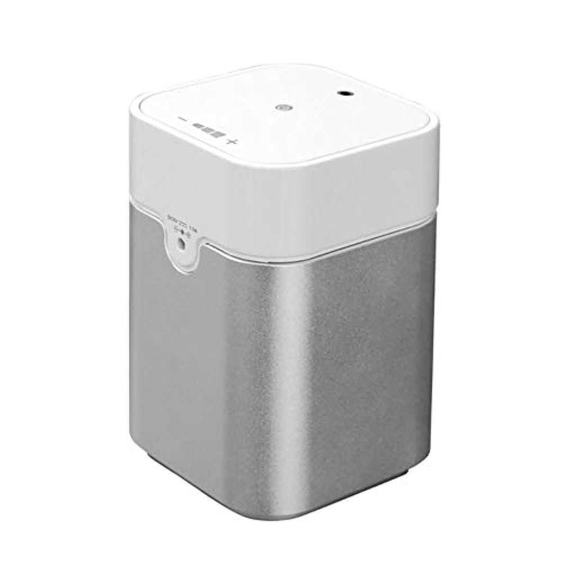 見せます非互換熱心なアロマディフューザー アロマオイル アロマバーナー アロマライト ホテル ヨガ室 整体院人気 ネブライザー式 タイマー機能 量調整可能 小型 水を使わない ダイレクトオイル 製油瓶直噴式 超音波式 USB 卓上 油性 水性 静音 充電式