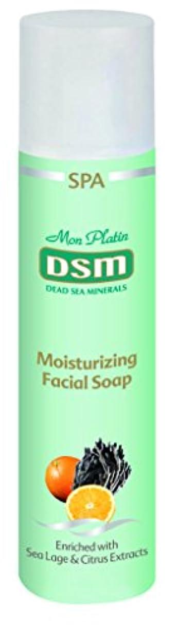 貴重なアレルギーカスケードお顔のさわやかしっとり石鹸 250mL 死海ミネラル Refreshing and Moisturizing Facial Soap