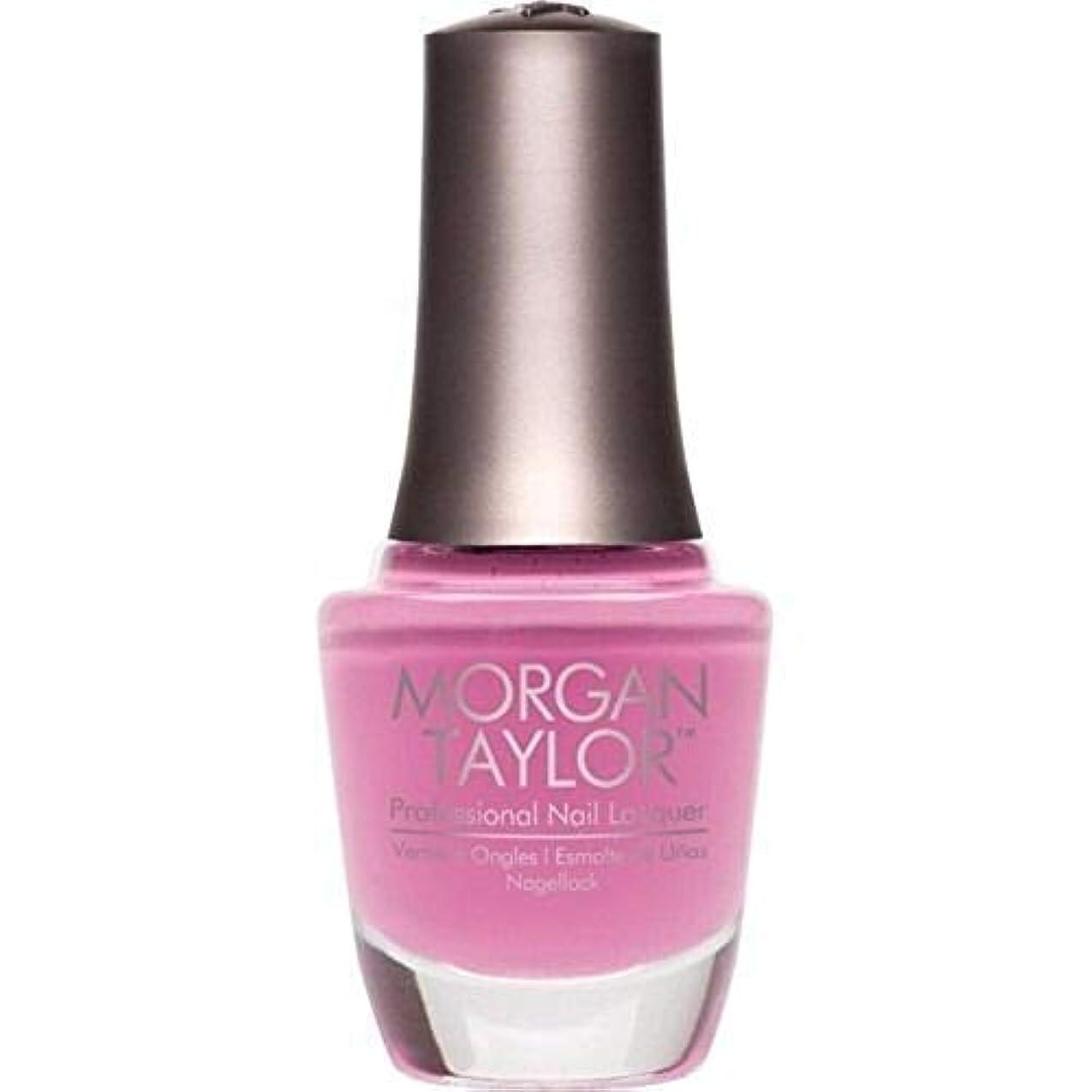虚弱しなければならないパンフレットMorgan Taylor - Professional Nail Lacquer - Look at You, Pink-achu! - 15 mL / 0.5oz