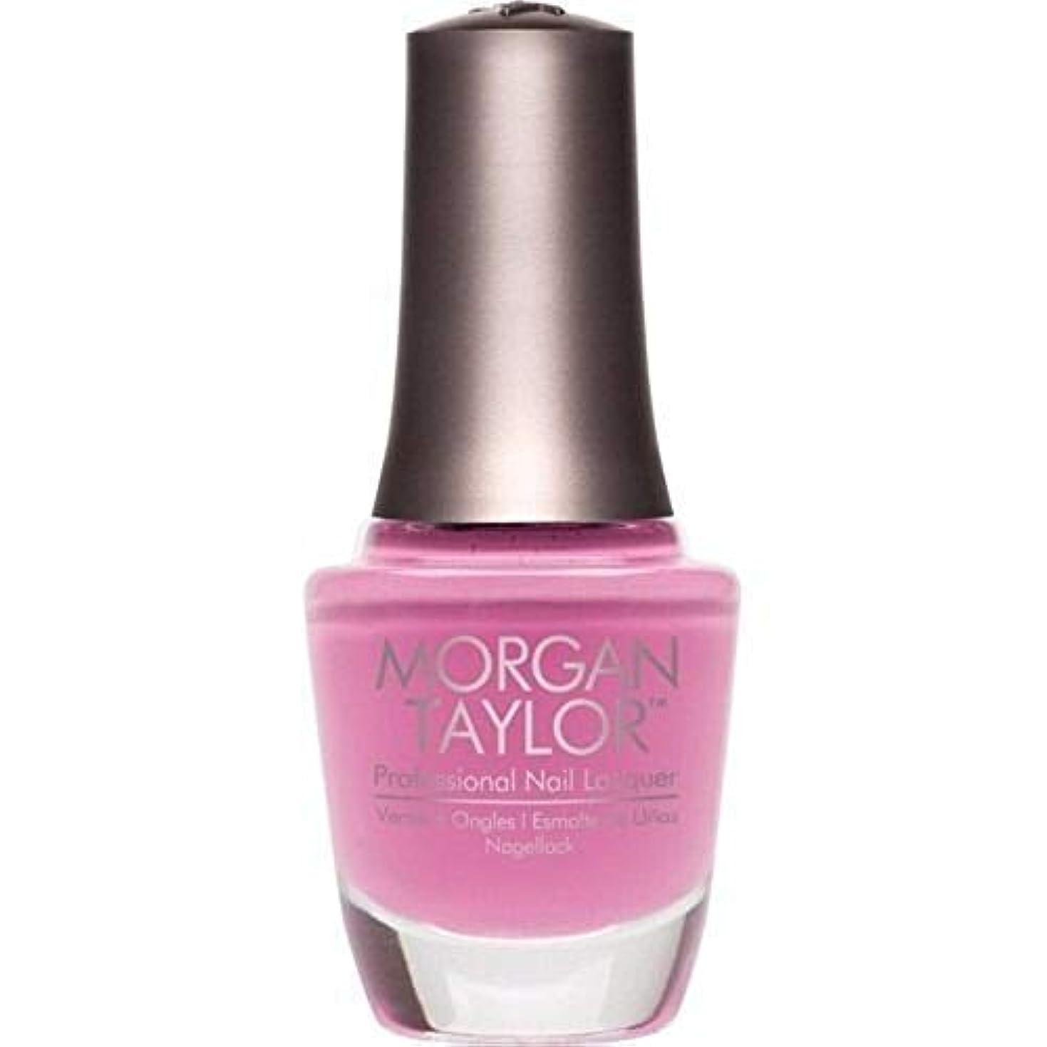 熱狂的な免疫する葡萄Morgan Taylor - Professional Nail Lacquer - Look at You, Pink-achu! - 15 mL / 0.5oz