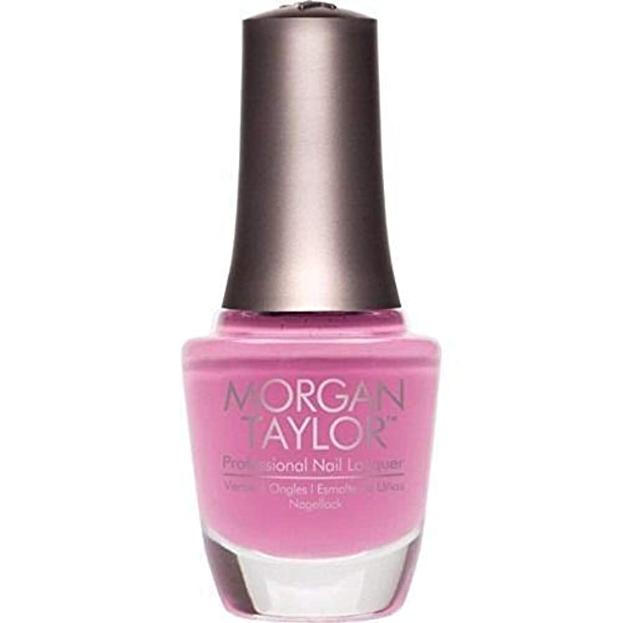 勇敢なのぞき見スキッパーMorgan Taylor - Professional Nail Lacquer - Look at You, Pink-achu! - 15 mL / 0.5oz