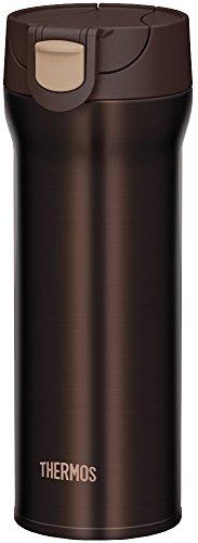 サーモス 水筒 真空断熱ケータイタンブラー 【ワンタッチオープンタイプ】 0.48L ブラウン JNM-480 BW