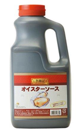 李錦記 オイスターソース 2.3kg 1本 ボトル 業務用 カキ油 中華 調味料