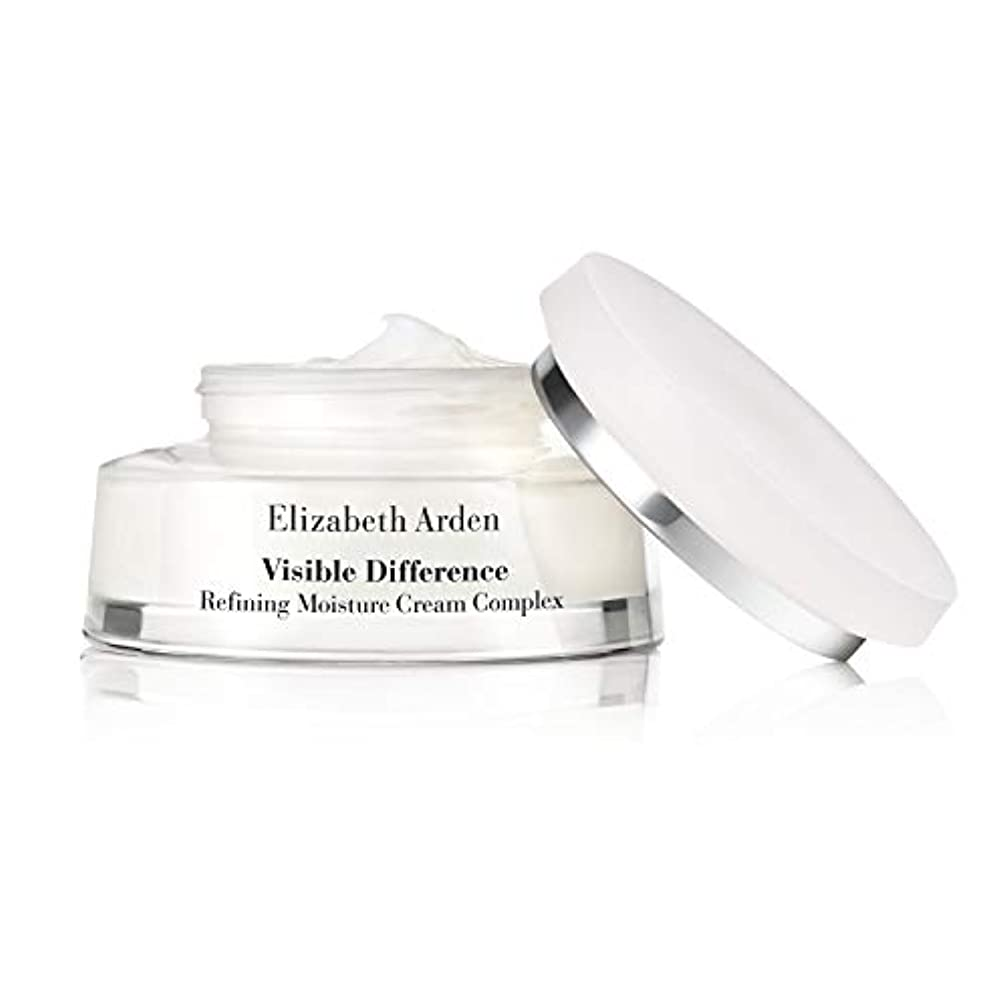 小包沈黙崇拝しますELIZABETH ARDEN VISIBLE DIFFERENCE Refining Moisture Cream Complex 75 ml 2.5 oz