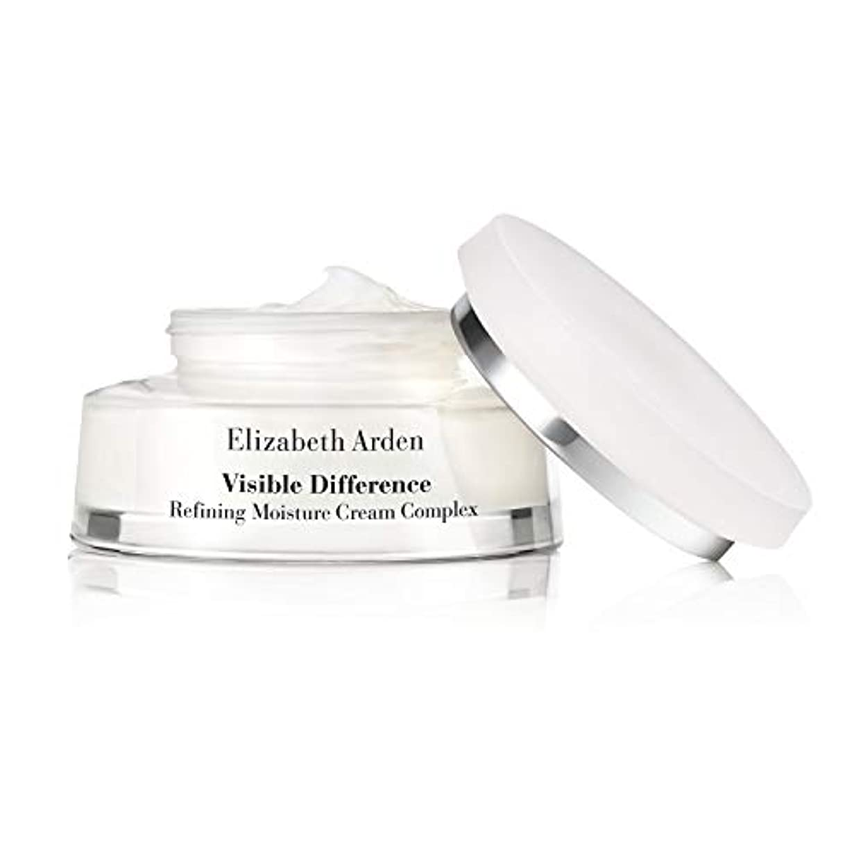 宴会かけがえのない豆ELIZABETH ARDEN VISIBLE DIFFERENCE Refining Moisture Cream Complex 75 ml 2.5 oz