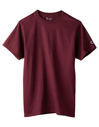 42c4f06ef66a11 チャンピオン tシャツ T425 Champion 無地 Tシャツ メンズ 半袖 USAモデルの画像
