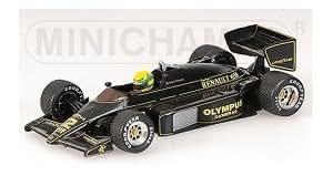 ミニチャンプス 1/43 ロータス MINICHAMPS LOTUS 97T F1 #12 15th Anniversary アイルトン・セナ