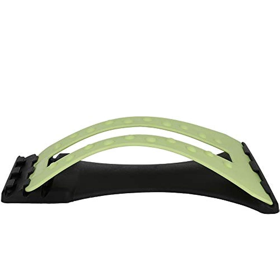 コンペレタッチスイバック ストレッチャー 腰痛対策 簡単取り付け 腰痛 肩こり 猫背 姿勢矯正 3段階調節 椅子 ソファ 車の座 ベッド 背中バキバキ
