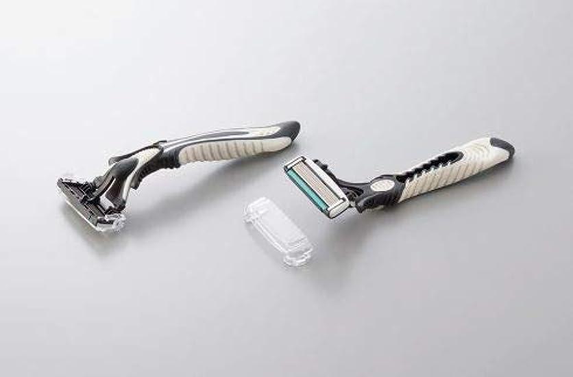 簡単な盲信カメラdaito T字カミソリ バラ バルク ドルコブリッツ 首振り6枚刃 スムーサー付 600本セット