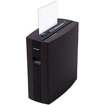 アイリスオーヤマ シュレッダー 家庭用 静音 セキュリティ重視 細断枚数 5枚 ブラウン PS5HMSD