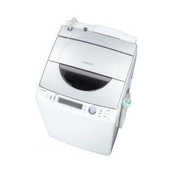 東芝 8.0kg 洗濯乾燥機 ホワイトシルバーTOSHIBA ...