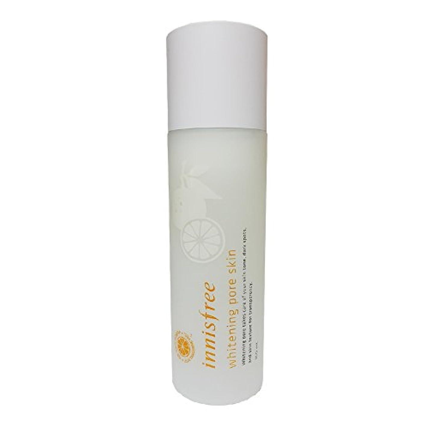 プリーツ技術増強する[イニスフリー] Innisfree ホワイトニング毛穴スキン (150ml) Innisfree Whitening Pore Skin(150ml) [海外直送品]