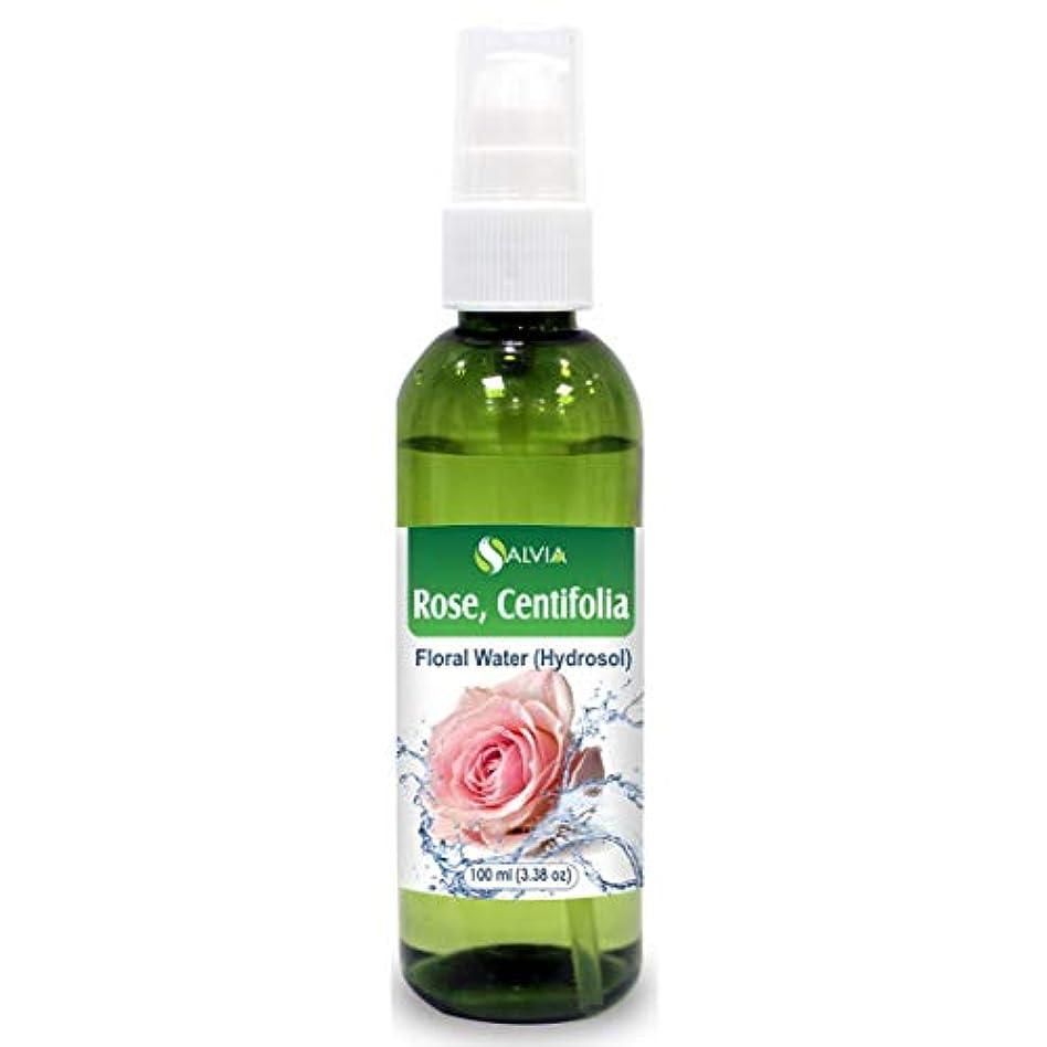 マトロンはさみ高速道路Rose Centifolia Floral Water 100ml (Hydrosol) 100% Pure And Natural