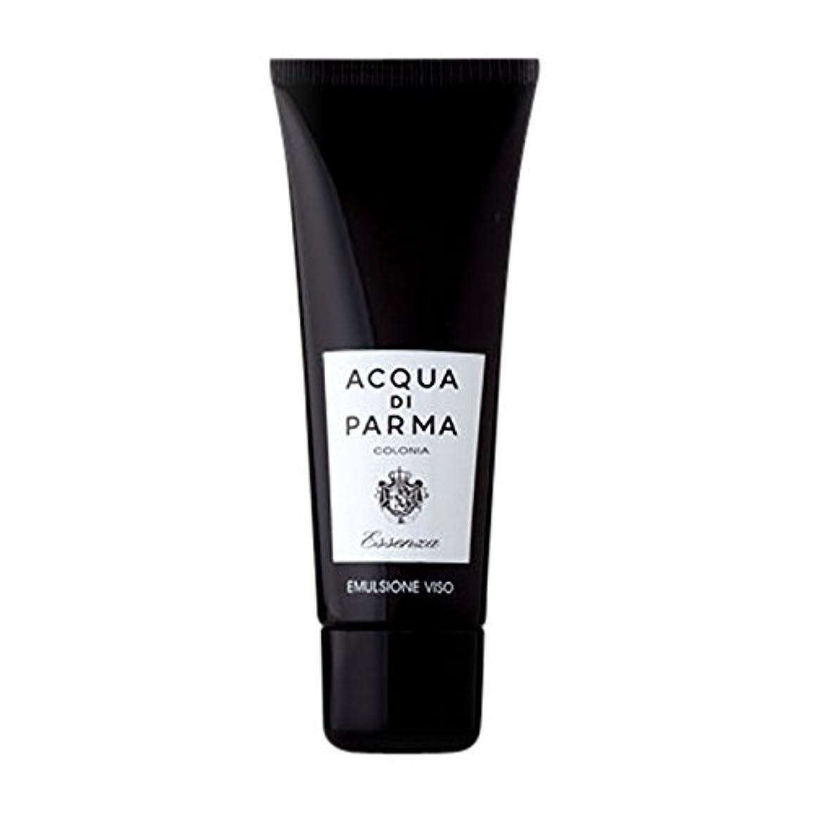 ウィスキー公使館プレミアムアクアディパルマコロニアEssenzaエマルジョン75ミリリットル (Acqua di Parma) (x2) - Acqua di Parma Colonia Essenza Emulsion 75ml (Pack of...