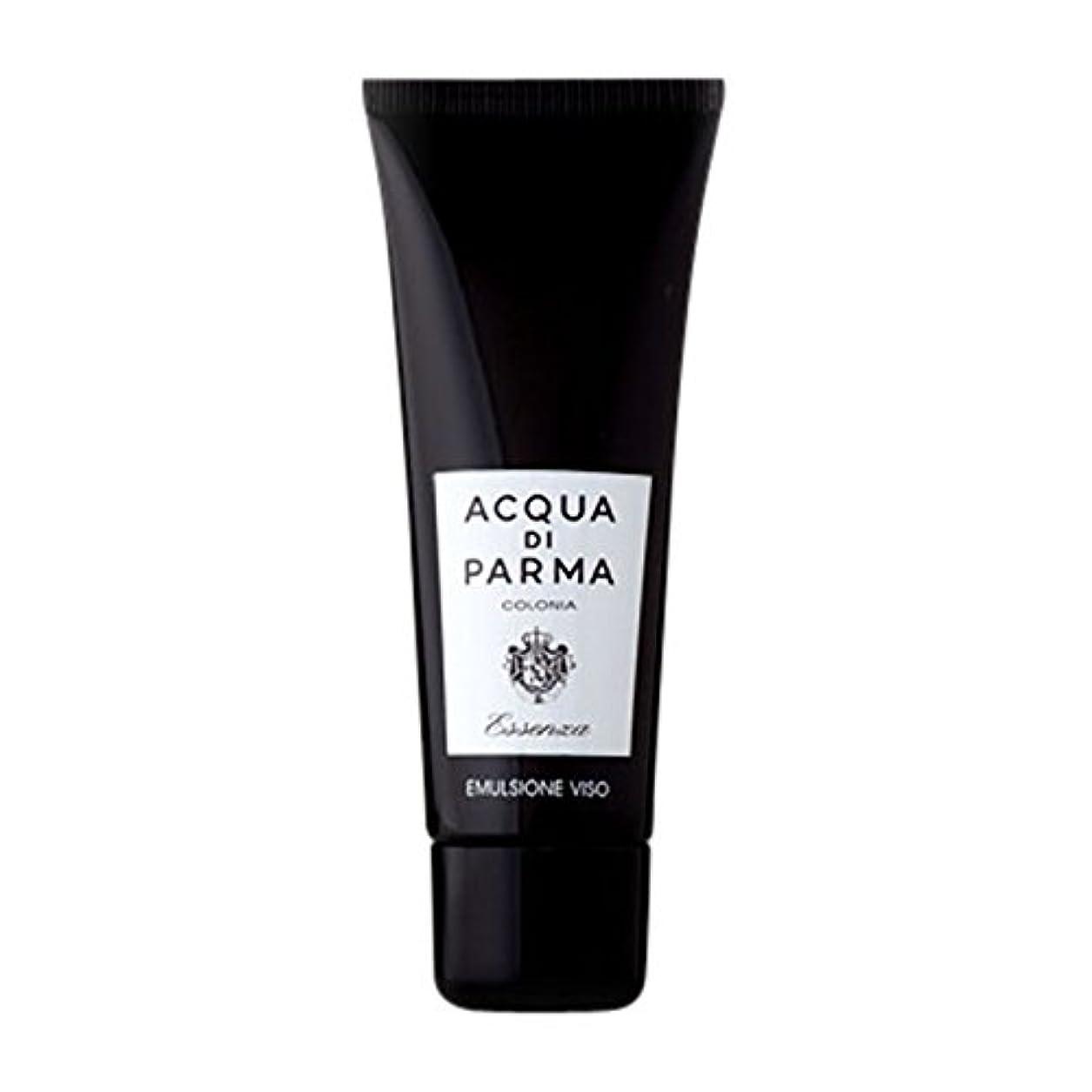 咽頭仕事ダメージアクアディパルマコロニアEssenzaエマルジョン75ミリリットル (Acqua di Parma) (x2) - Acqua di Parma Colonia Essenza Emulsion 75ml (Pack of...