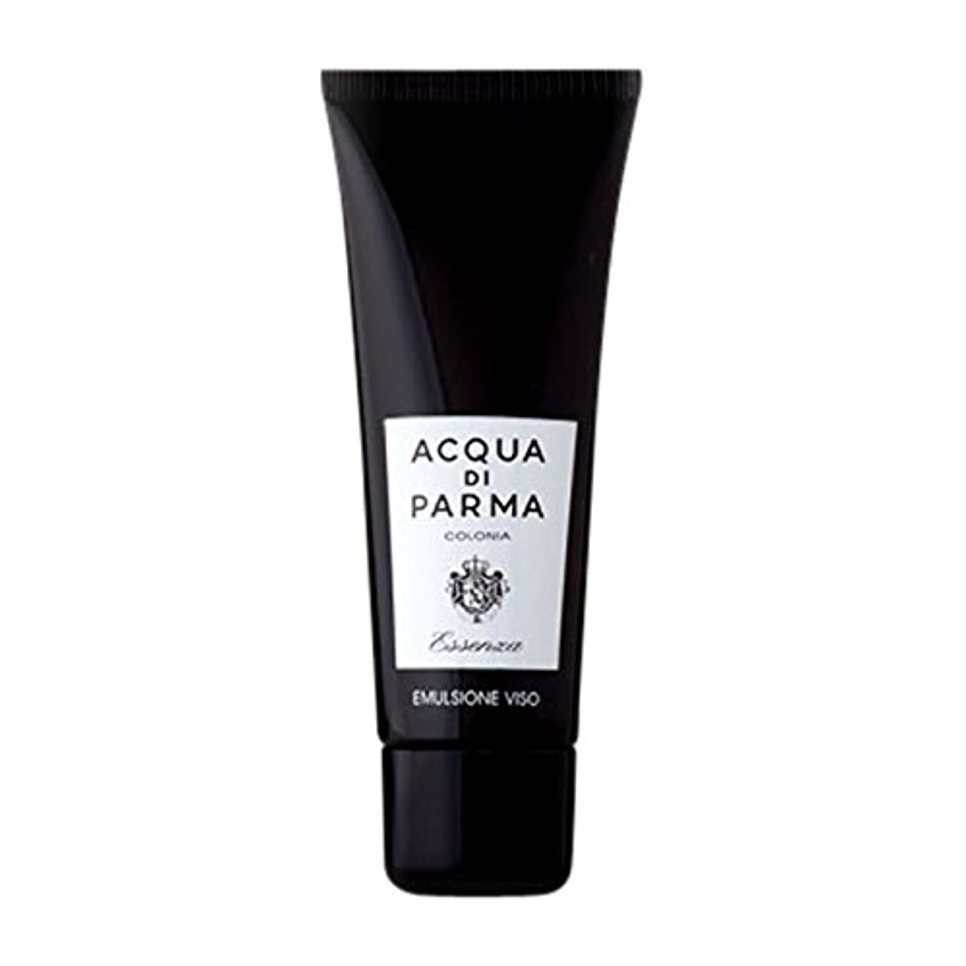 落花生根絶する反動アクアディパルマコロニアEssenzaエマルジョン75ミリリットル (Acqua di Parma) (x2) - Acqua di Parma Colonia Essenza Emulsion 75ml (Pack of...
